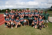 The Old Crocs Rugby Team